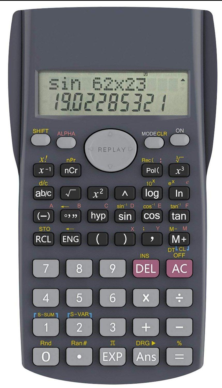 Helect H1002 Scientific Calculator