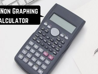 Best Non Graphing Calculator