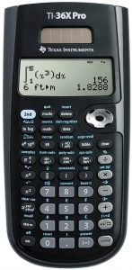 Texas TI-36X Scientific Calculator