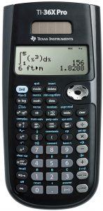 Texas TI-36X Scientific Calculator