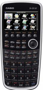 Casio FX-CG10 PRIZM Color Calculator for Calculus