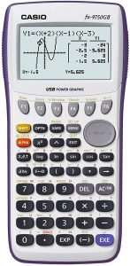 Casio fx-9750GII Graphing Calculator for Calculus