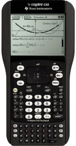 TI-Nspire CAS with Touchpad Calculatorfor Calculus