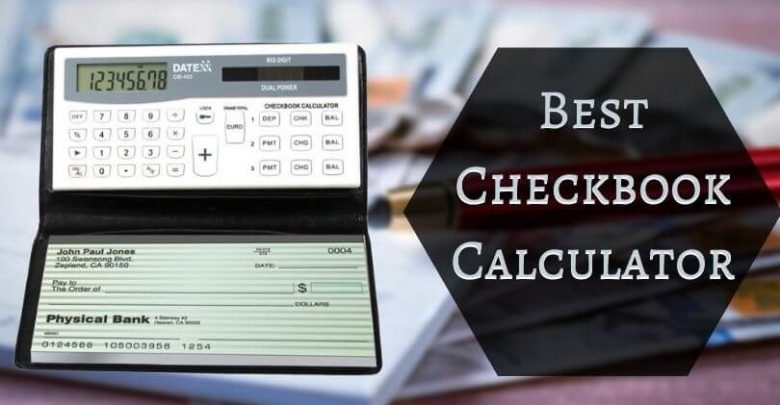 Best Checkbook Calculator