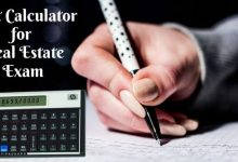 Best Calculator for Real Estate Exam