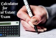 Best Calculator for Real Estate Exam