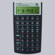 HP 10bII+