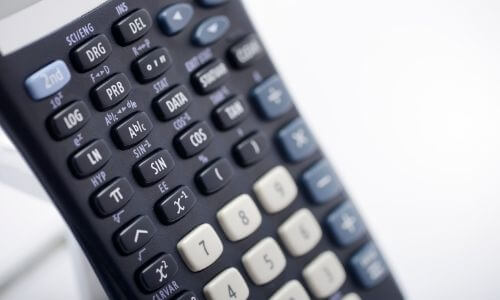 Calculator Does Not Have a Fraction Key