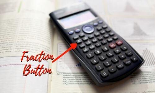 Fraction Button