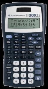 Radian mode in older TI 30 models