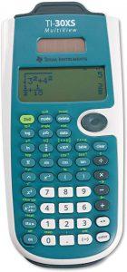 Texas Instruments TI-30XS Multi-view Scientific Calculator