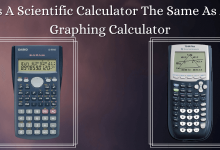 Is A Scientific Calculator The Same As A Graphing Calculator
